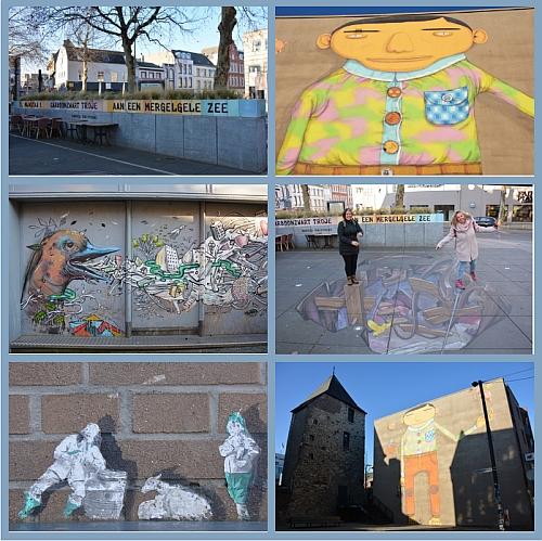 stadswandeling Street Art Heerlen