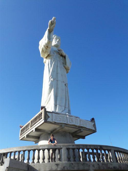 Cristo de la Misericordia San Juan del Sur