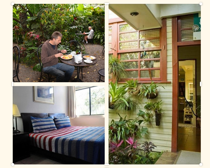 Hotel Aranjuez San Jose Costa Rica vakantie