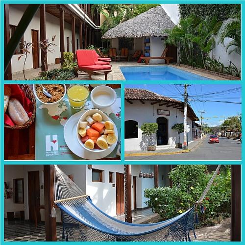 Hotel Con Corazon Granada Nicaragua