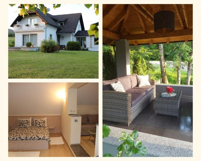 hotel House Biba & Leona Plitvice Kroatië