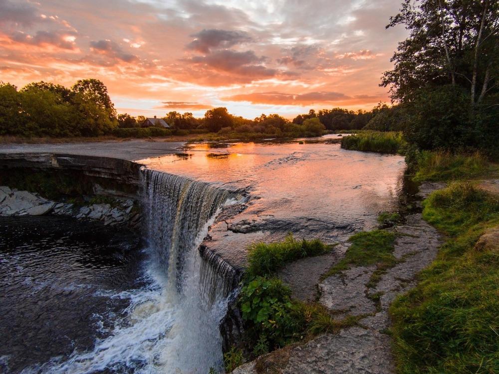 Iguazu falls in Argentinië