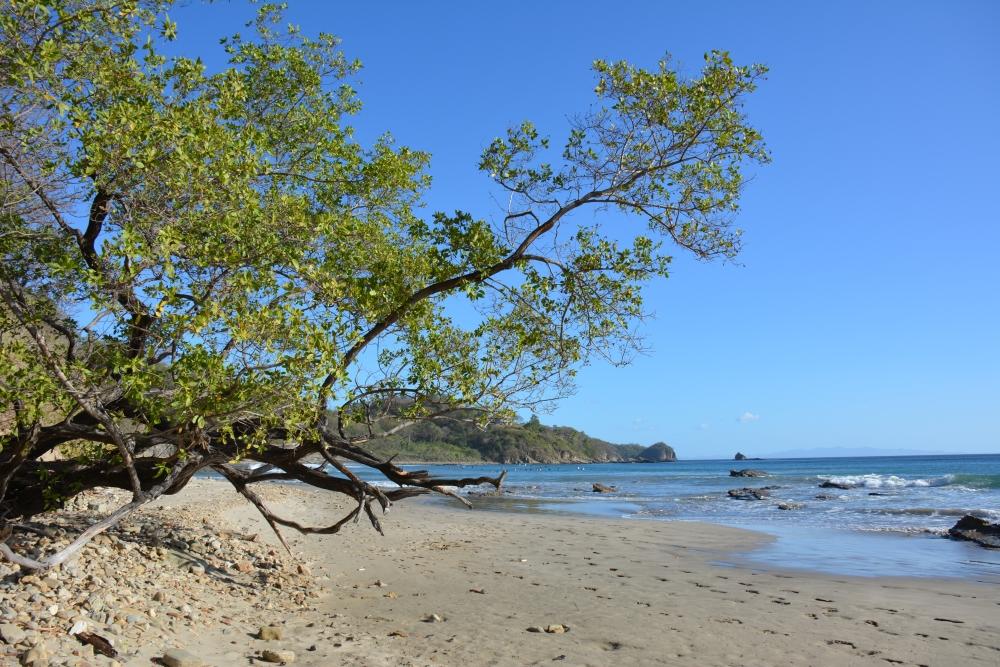 Playa Maderas bij San Juan del Sur