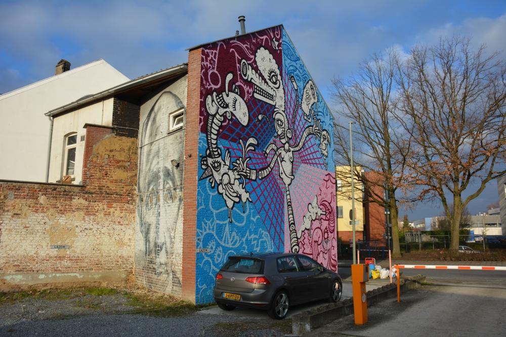 Street Art Heerlen Hendrik Beikuch