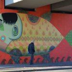 Street Art Heerlen Tropicos van Finos op Groene Boord