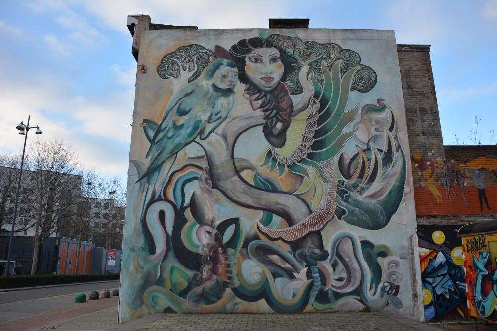 Street Art wandeling Heerlen