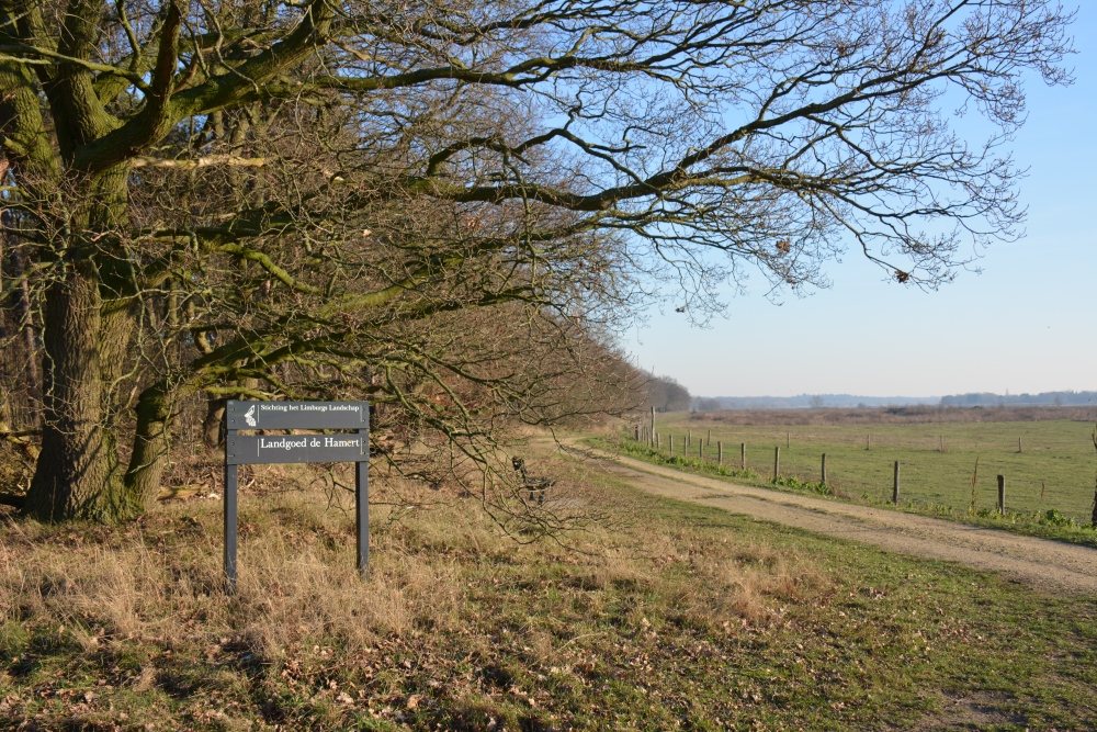 Trage Tocht Wellerlooi landgoed de Hamert aan de Maas