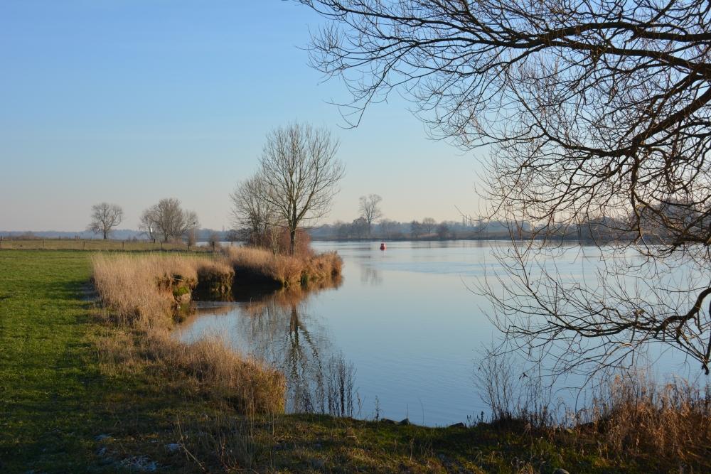 Trage Tocht Wellerlooi langs de Maas