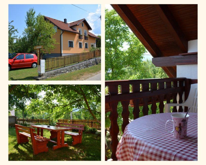 apartement Medeni Plitvice Kroatië
