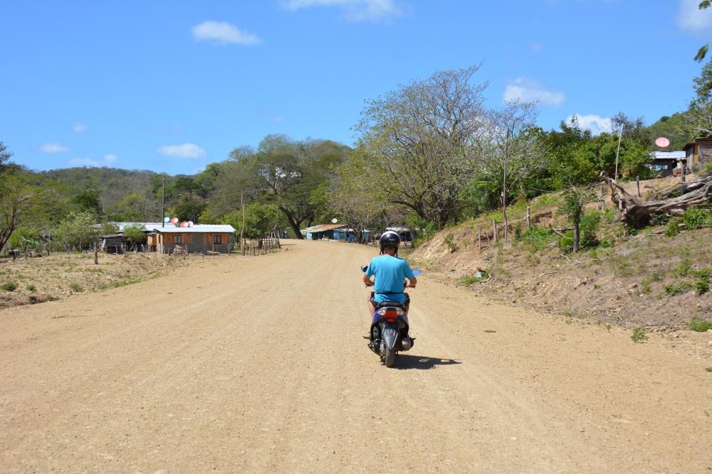 brommer huren bij San Juan del Sur