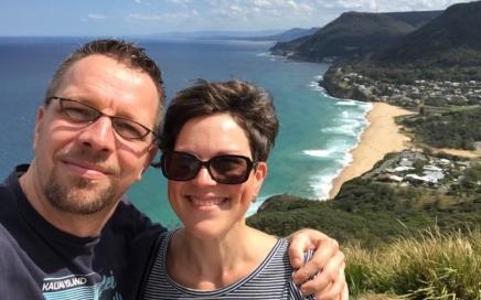 emigreren en werken in Australië Winnie en Rob in Sydney