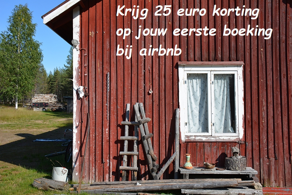 korting air b&b