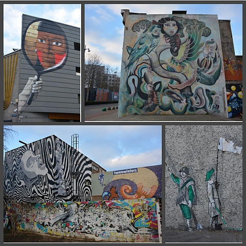 mooiste street art Heerlen