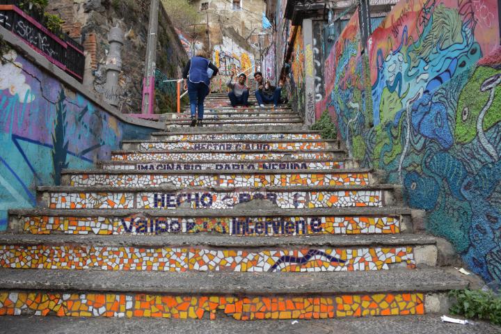 Streetart Valparaiso