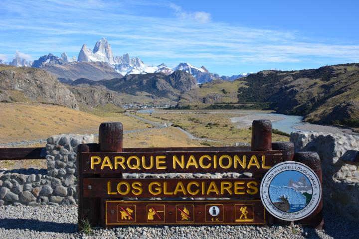 Parque Nacional Los Claciares