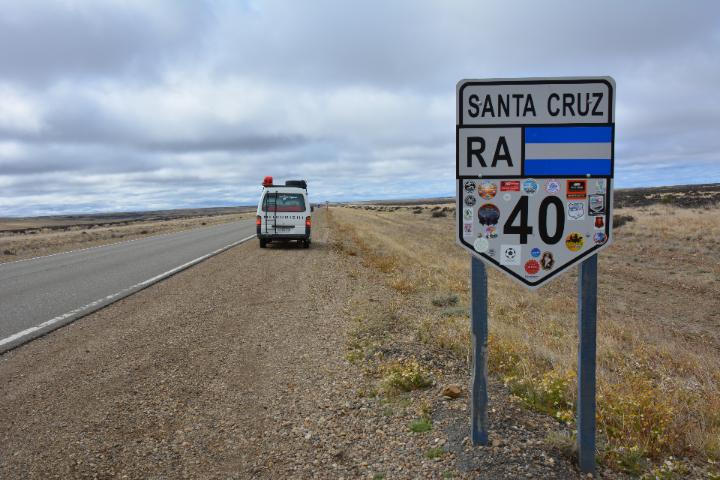 Ruta 40 Argentinië