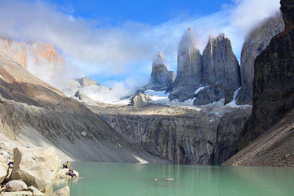 Torres del Paine Chile tres torres