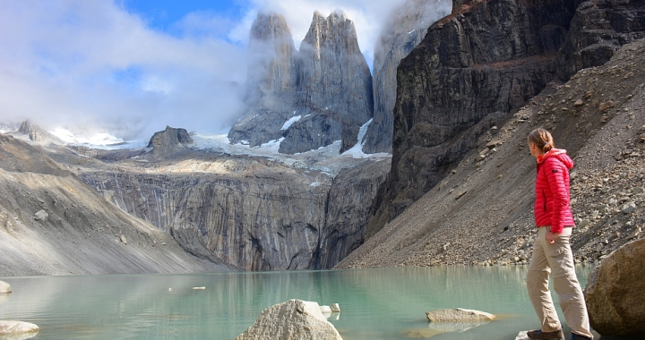 Torres del Paine Chileens Patagonië W-trek