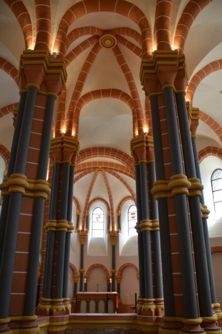 kapel van kasteel Vianden
