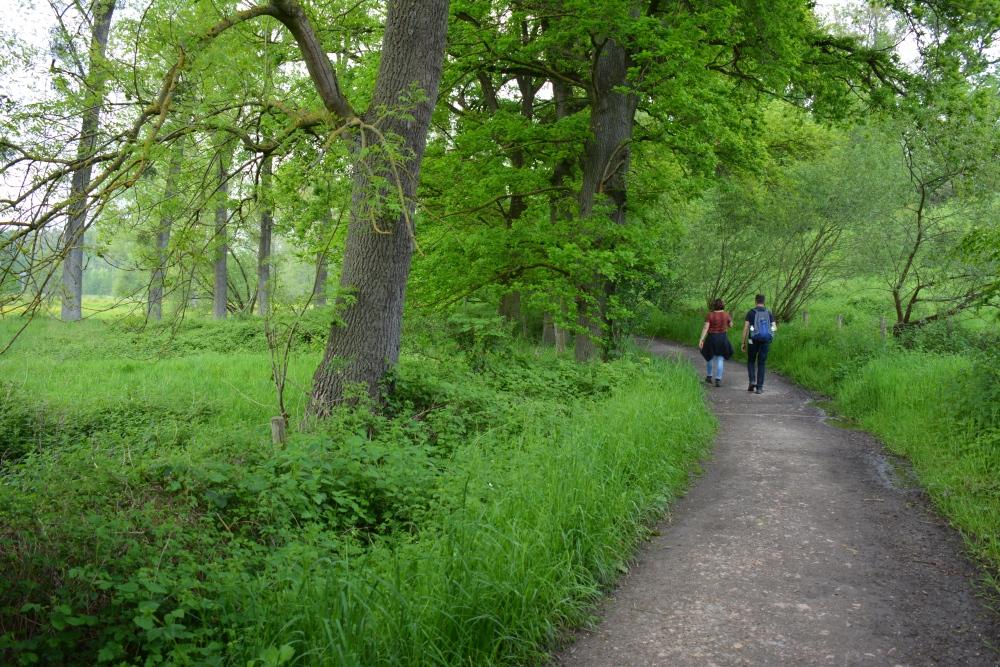 wandelen in het Geuldal Limburg