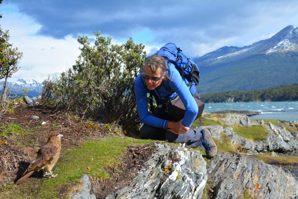 Costera Trail, hiking Tierra del Fuego