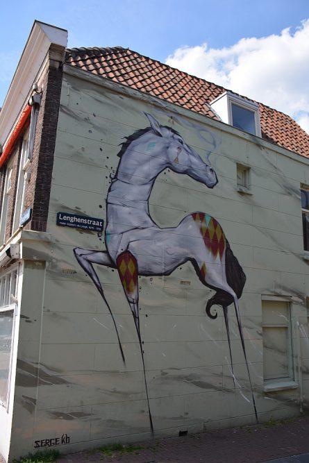 Streetart Dordrecht