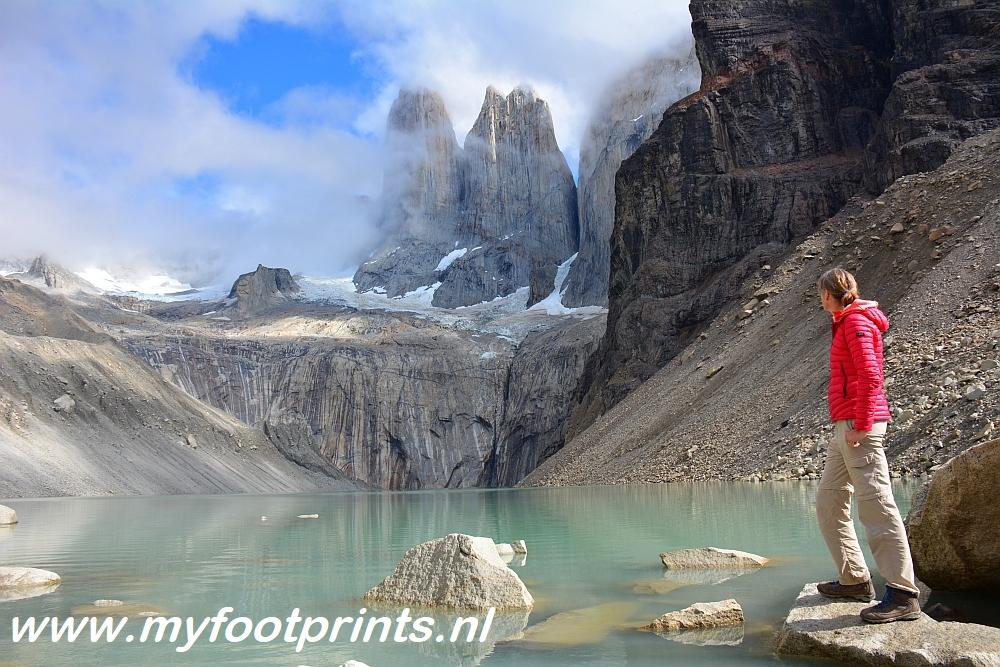 Torres del Paine Chili W-trek tres torres