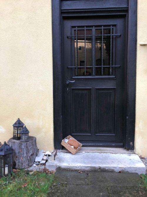 elke dag vers brood op Schloss Möhren