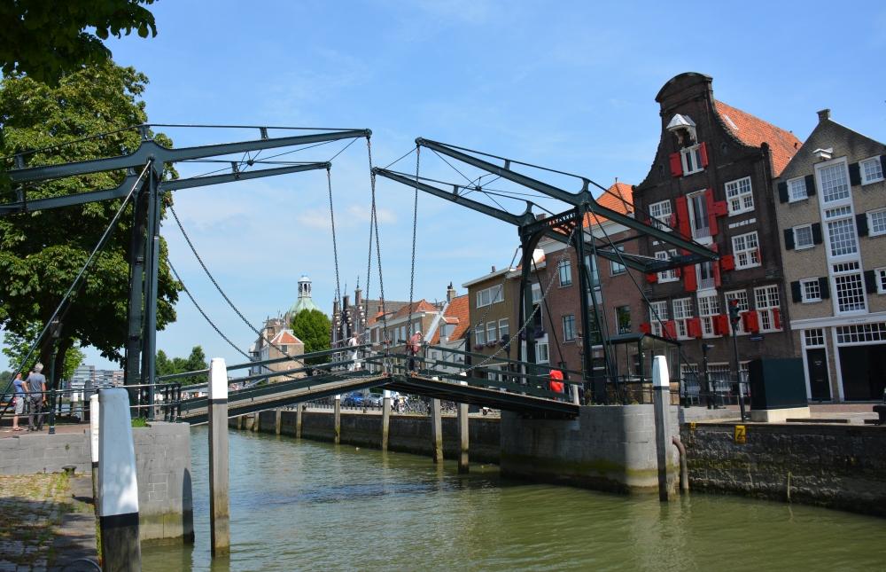 brug centrum Dordrecht
