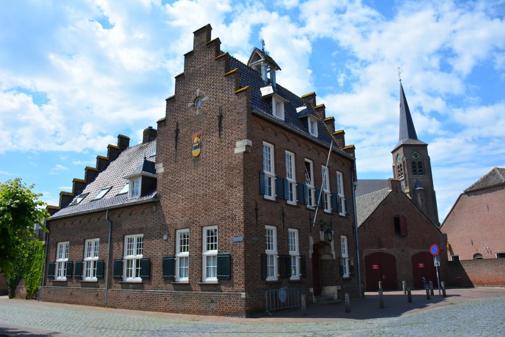 centrum Megen Noord Brabant