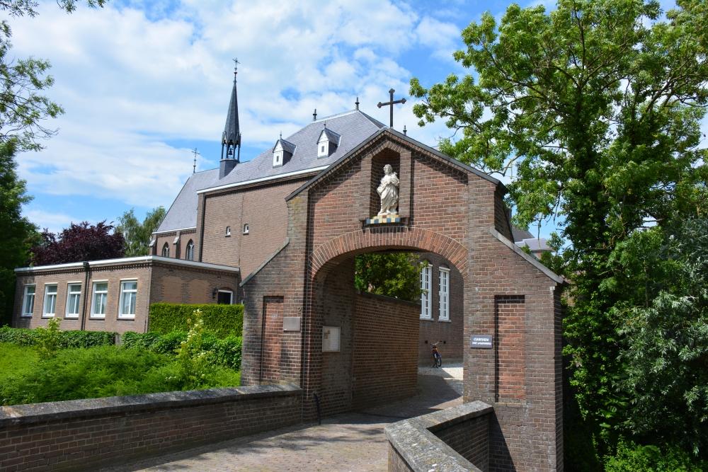 clarissenklooster Sint-Josephsberg Megen