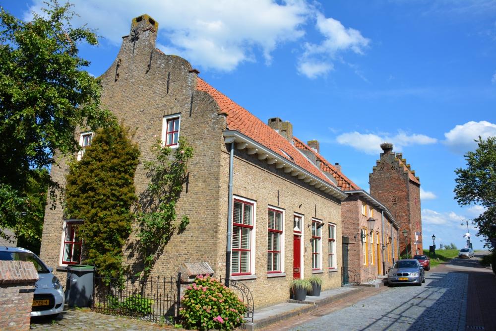 straatbeeld Megen Noord Brabant