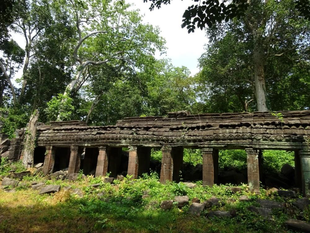 tempel Banteay Meanchey Angkor Cambodja