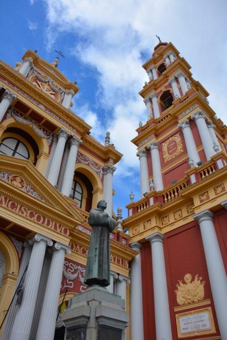 Iglesia San Francisco Salta Argentinië