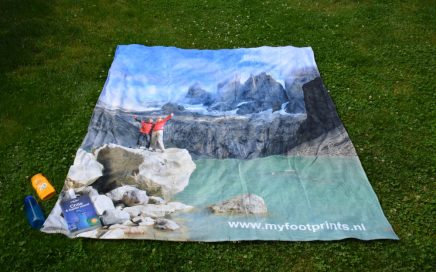review beste canvas Chili Torres de Paine