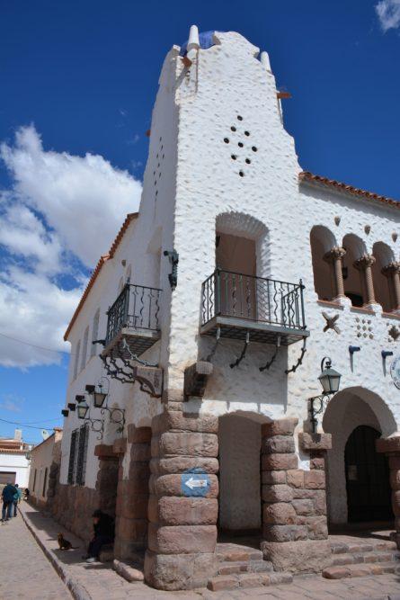 kerk in noord Argentinië roadtrip vanuit Salta