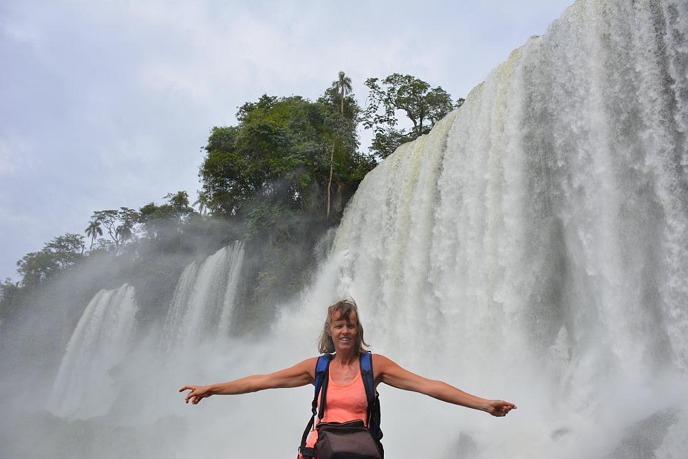 Iguazu watervallen Argentinië