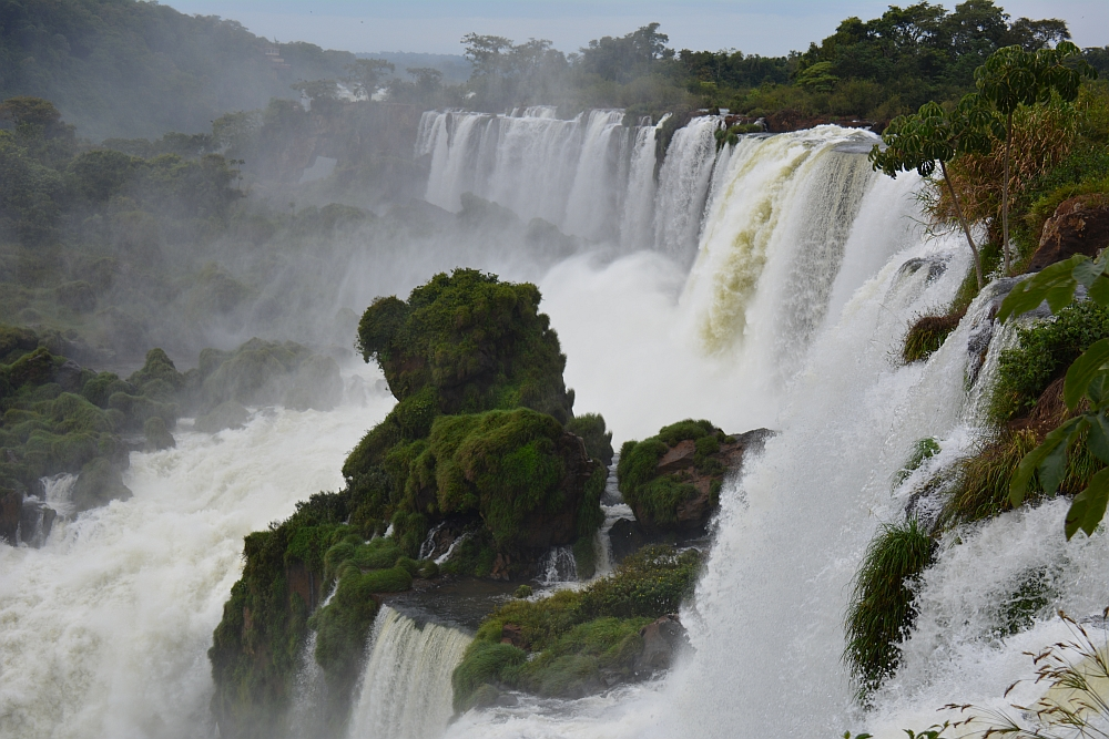 Iguazu watervallen Argentina