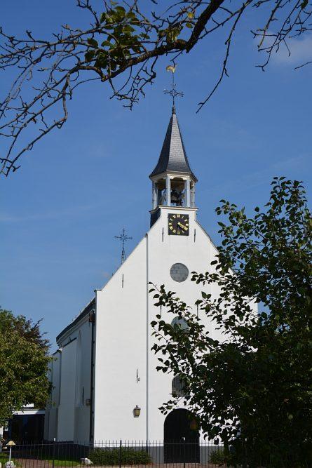 Kerkje van Odijk Utrecht