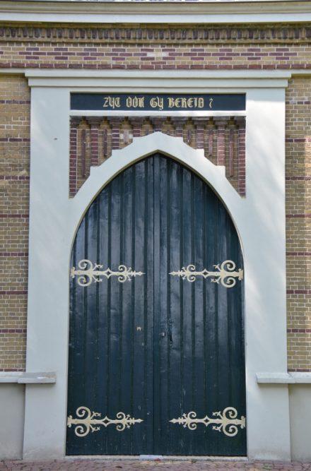 poort kerkhof Heerjansdam