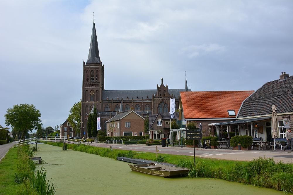 H Michaëlkerk Schalkwijk Klompenpad Lint- en Liniepad,