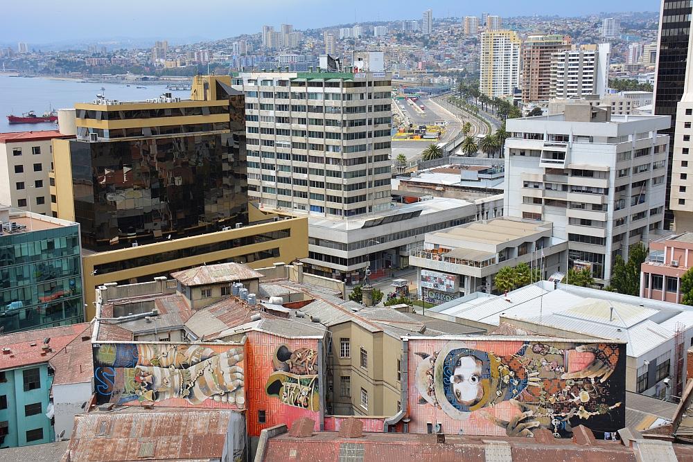 Viewpoint Valparaiso Chile