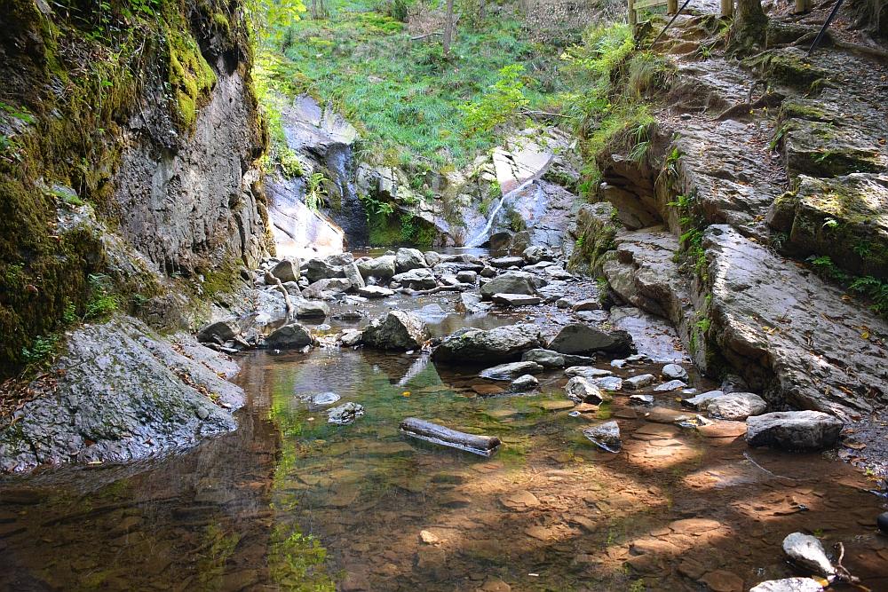 mooiste wandelingen in de Ardennen zwemmen in de Ninglinspo