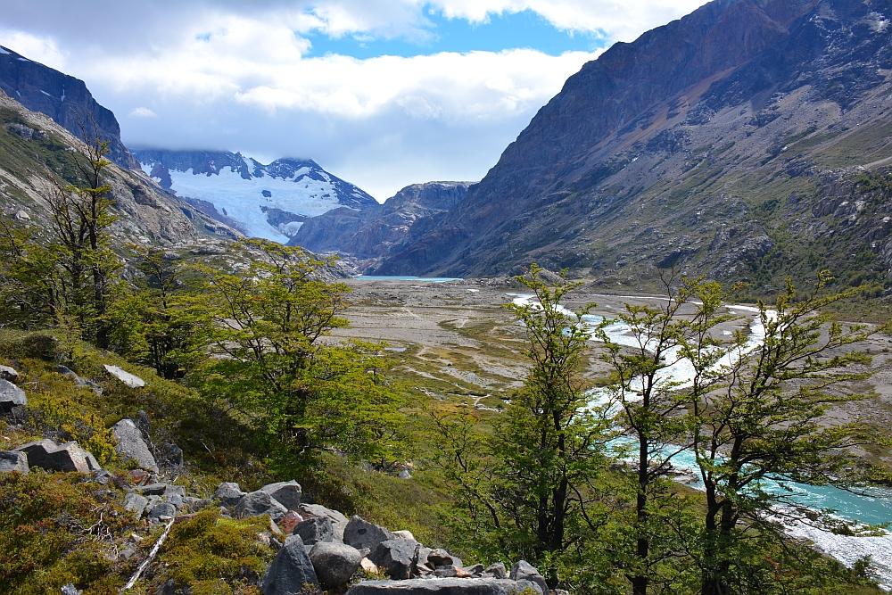uitzichtspunt Piedra del Fraile wandelroute El Chalten