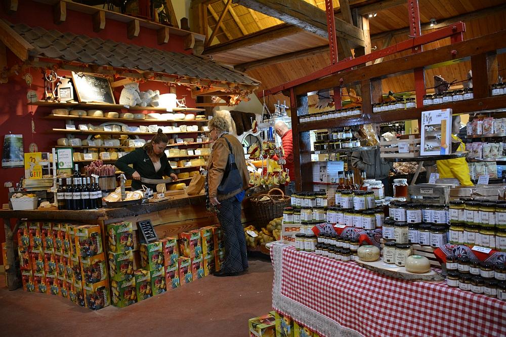 Boerenwinkel op Geertjes Hoeve wandelroute rondje Haarzuilens
