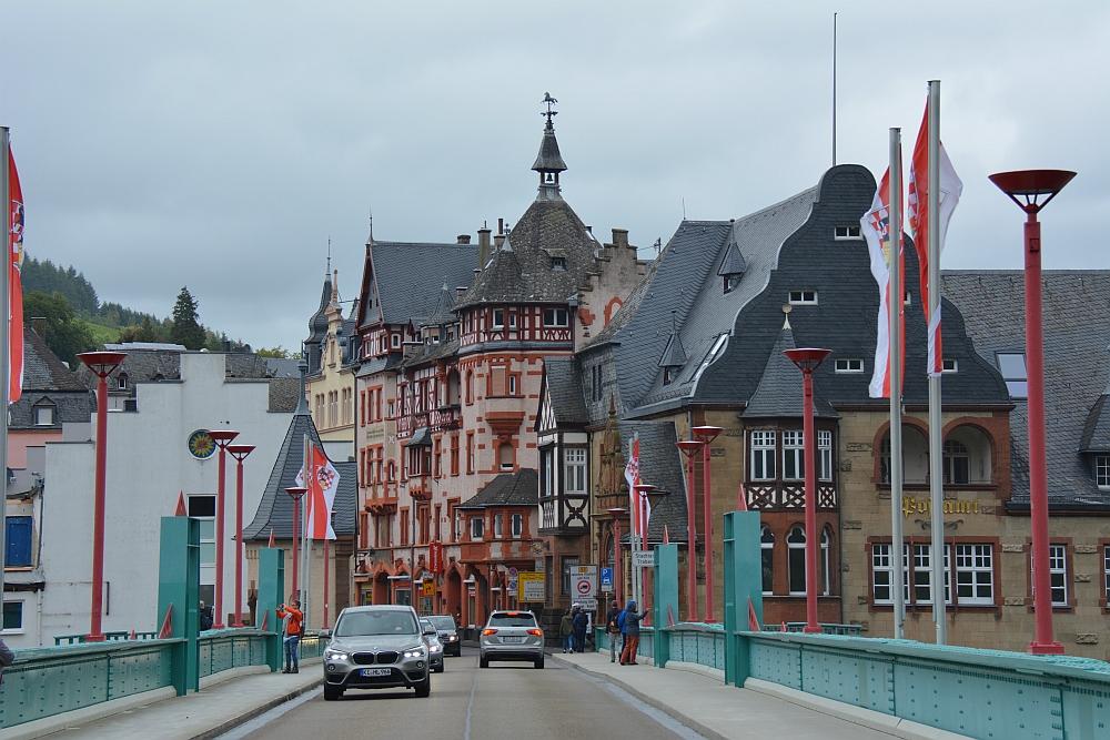 Kleurrijke centrum van Traben Trarback Moezel bij landal Mont Royal