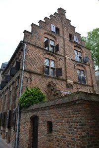 Besiendershuis Oudste gebouw Nijmegen Besienderhuis aan de Steenstraat
