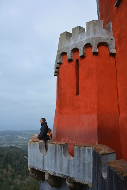 Sintra kasteel van Pena
