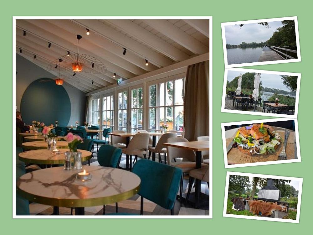 Buitenplaats Kameryck en restaurant t Ryck Cockangeroute