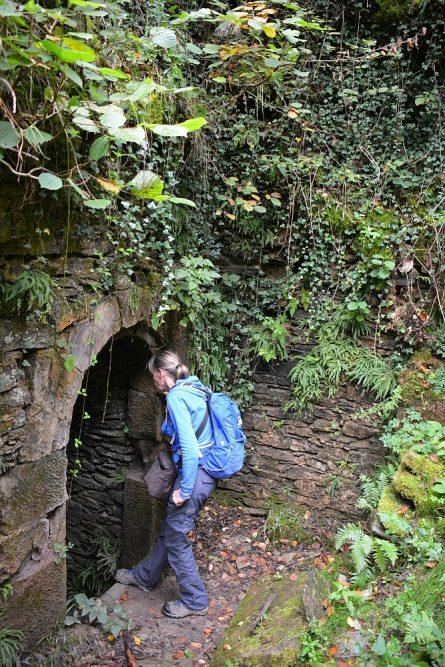 gangenstelsel Vesting Mont Royal de Moezel